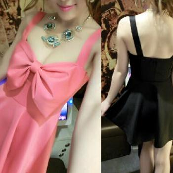 Sexy butterfly camisole dress AD101315JL